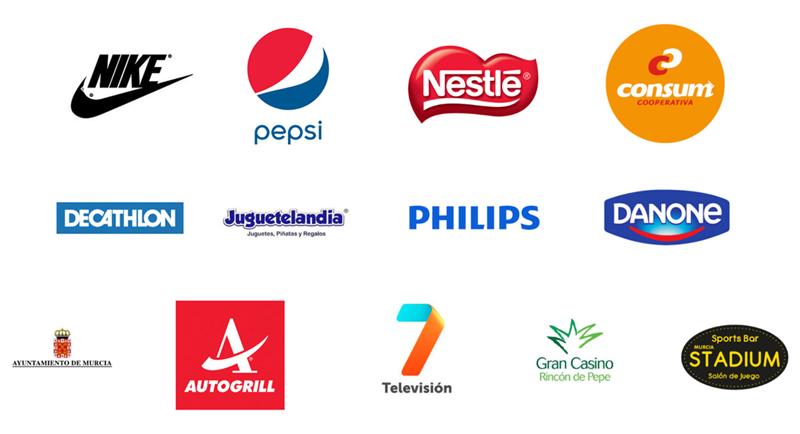 Empresas con las que hemos trabajado